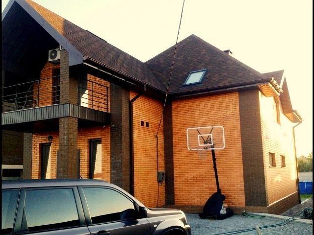 Cовременный дом  160м.кв .в Новоалександровке-пер. Арендный