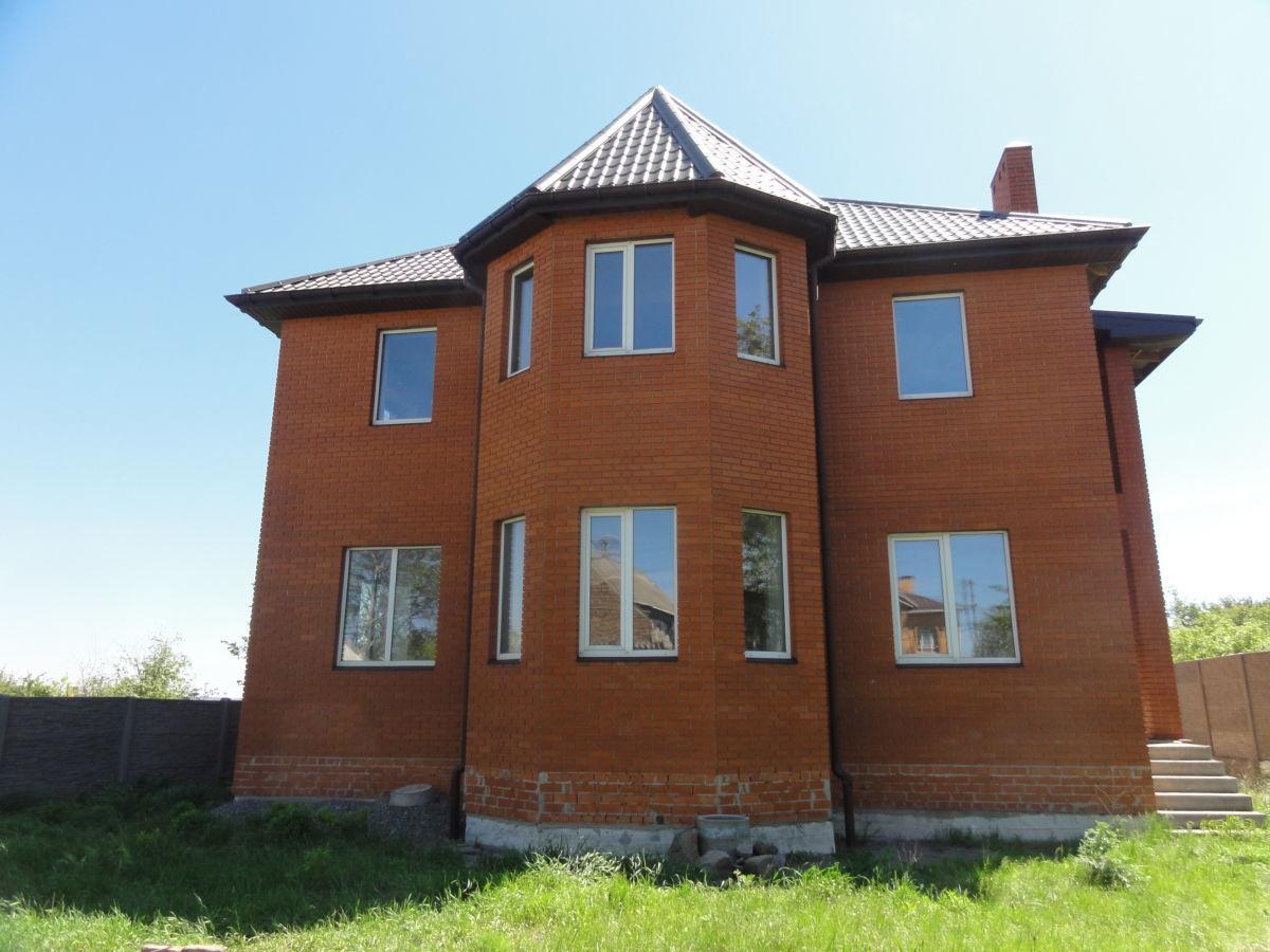 Продам дом с видом на реку Днепр