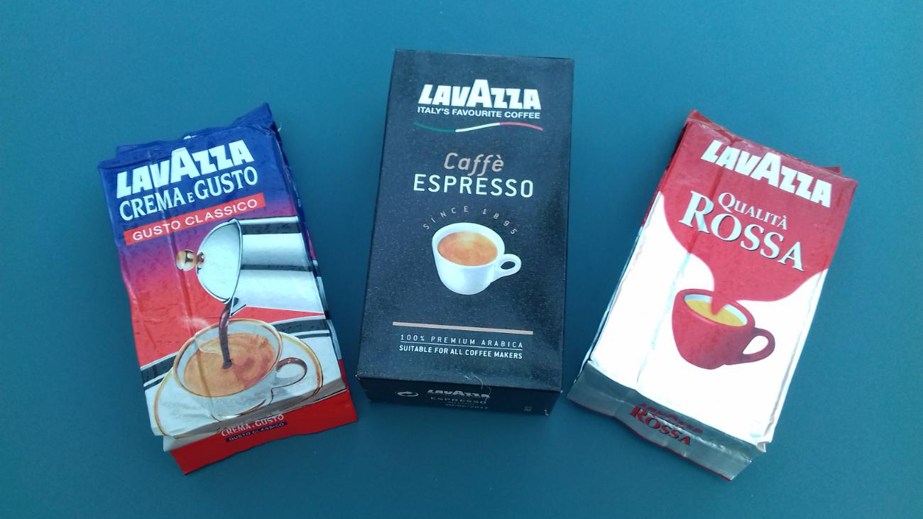 Lavazza Crema E Aroma Espresso (Лавацца Крема е Арома Експрессо)