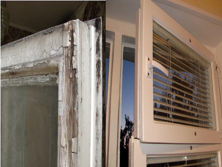 Ремонт деревянного окна по шведской технологии 2