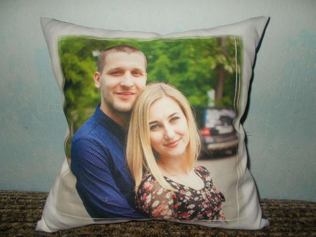 мужа певица портрет на подушке фотопечать летом