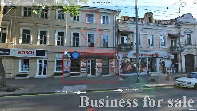 Продажа магазина на Успенской в Одессе.