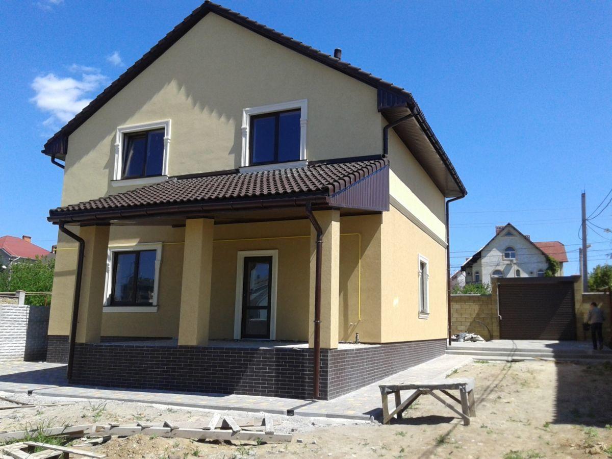Фото - Новый, капитальный дом, 160 м2, в Лесках возле Зеленого Мыса