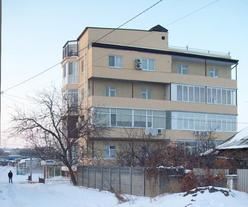 3-x комнатная квартира в новом элитном доме