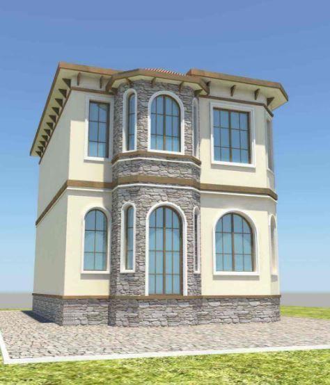 новый дом ул. Ванцетти.