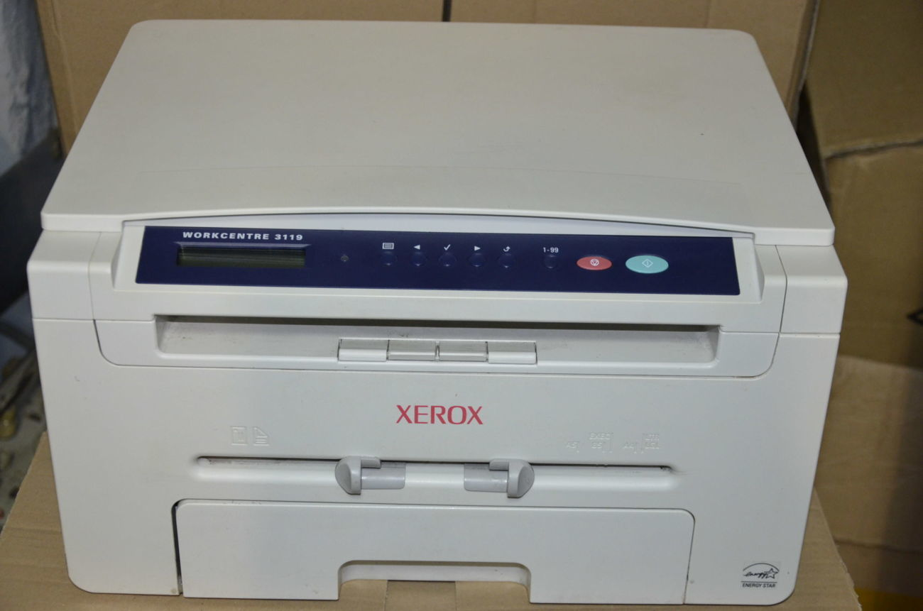 Xerox workcentre 3119 printer driver free download | service printer.
