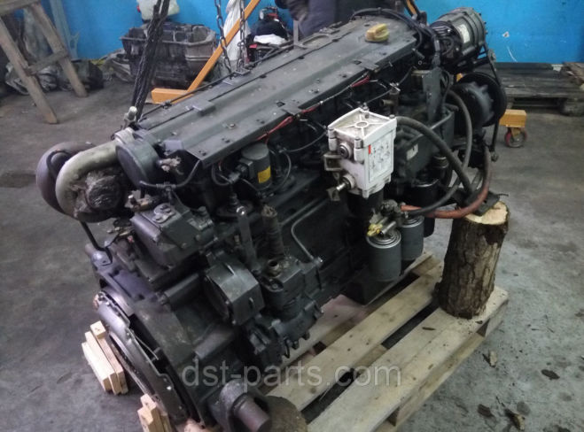 Ремонт двигателя Deutz BF 6M 1013E (Дойц БФ 6М 1013)