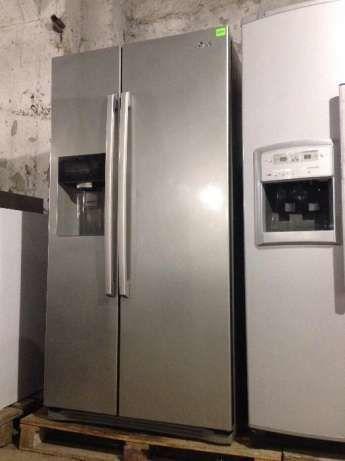 Холодильник Side by Side LG GS 3159 PVPV NO FROST