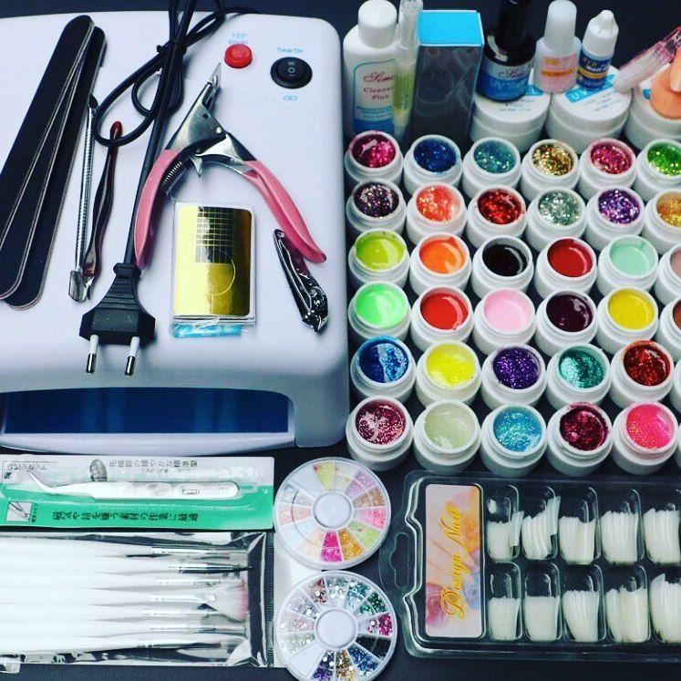 Купить набор для наращивания ногтей в беларуси