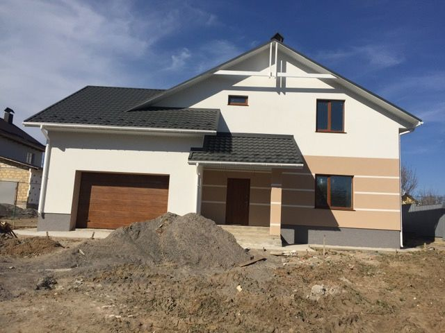 Фото - Новый хозяйский дом в Шкуринцах