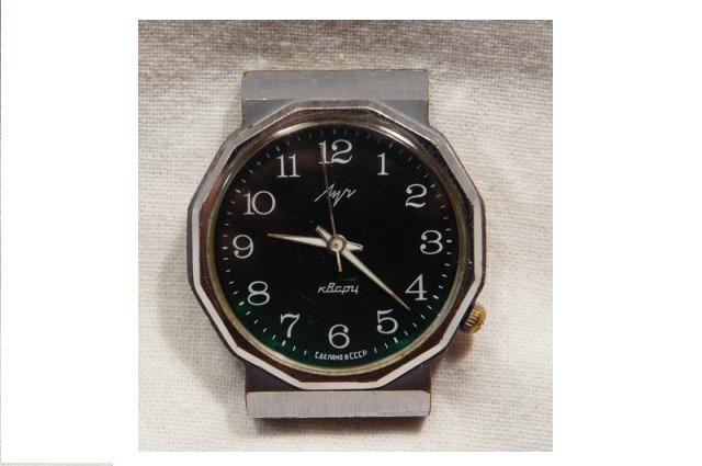 Наручные часы Луч кварц Сделано в СССР  100 грн. - Наручные часы ... fec51f9b8cd