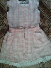 Нежный сарафанчик платье 7-9 лет! 6