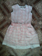 Нежный сарафанчик платье 7-9 лет! 2