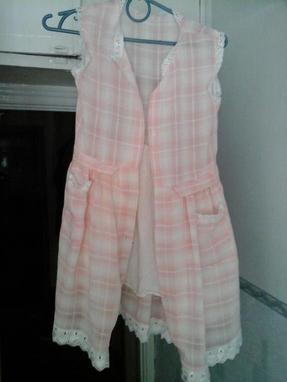 Нежный сарафанчик платье 7-9 лет!