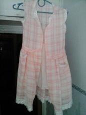 Нежный сарафанчик платье на 7-9 лет!