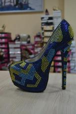 Много обуви из США! Трендовые туфли! Мегалот!