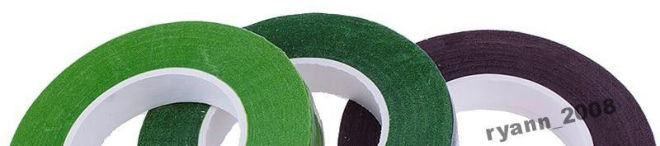 Тейп лента, 5 цветов распродаю остаток