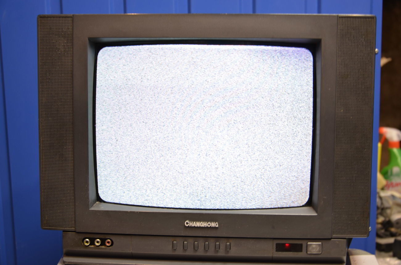 Телевизор 14