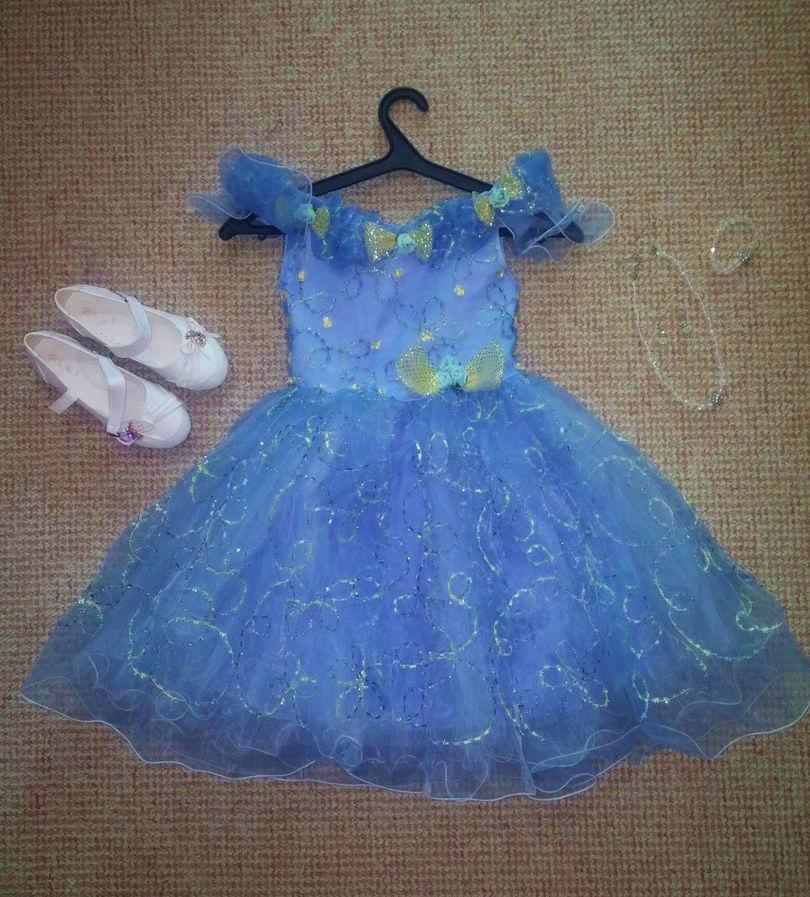 ef2f42c661c Волшебное платье на выпускной  200 грн. - Другое Херсон - объявления ...