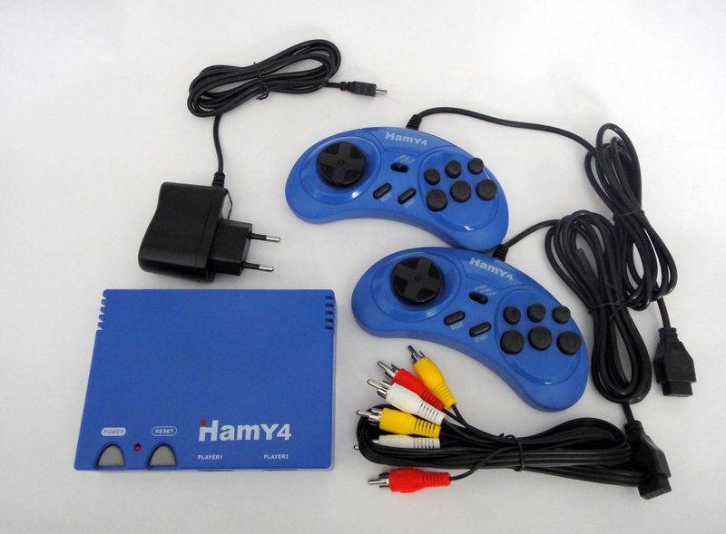 Игровая приставка Hamy 4 + 350 игр