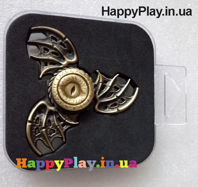 Спиннер игрушка-антистресс Fidget Hand Spinner Дракон