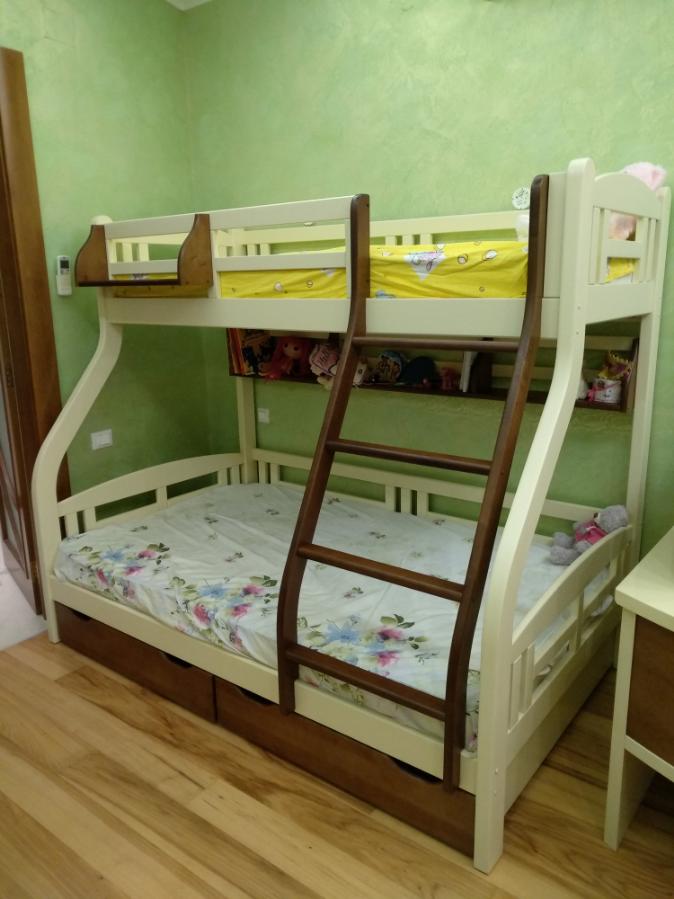 Детская двухъярусная кровать «Светлана»