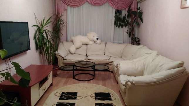 Продается 3 комн квартира в г. Обухов.