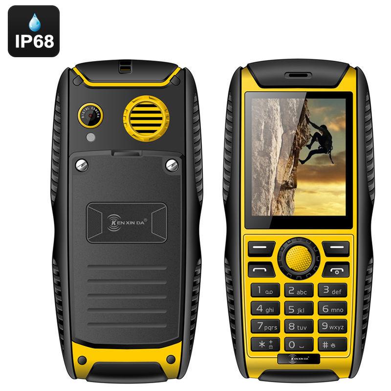 Продам KenXinDa Proofing W3!Телефон защиты IP-68!
