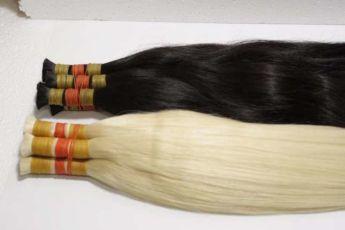 Продам натуральные волосы для наращивания. Блонд и тёмные.