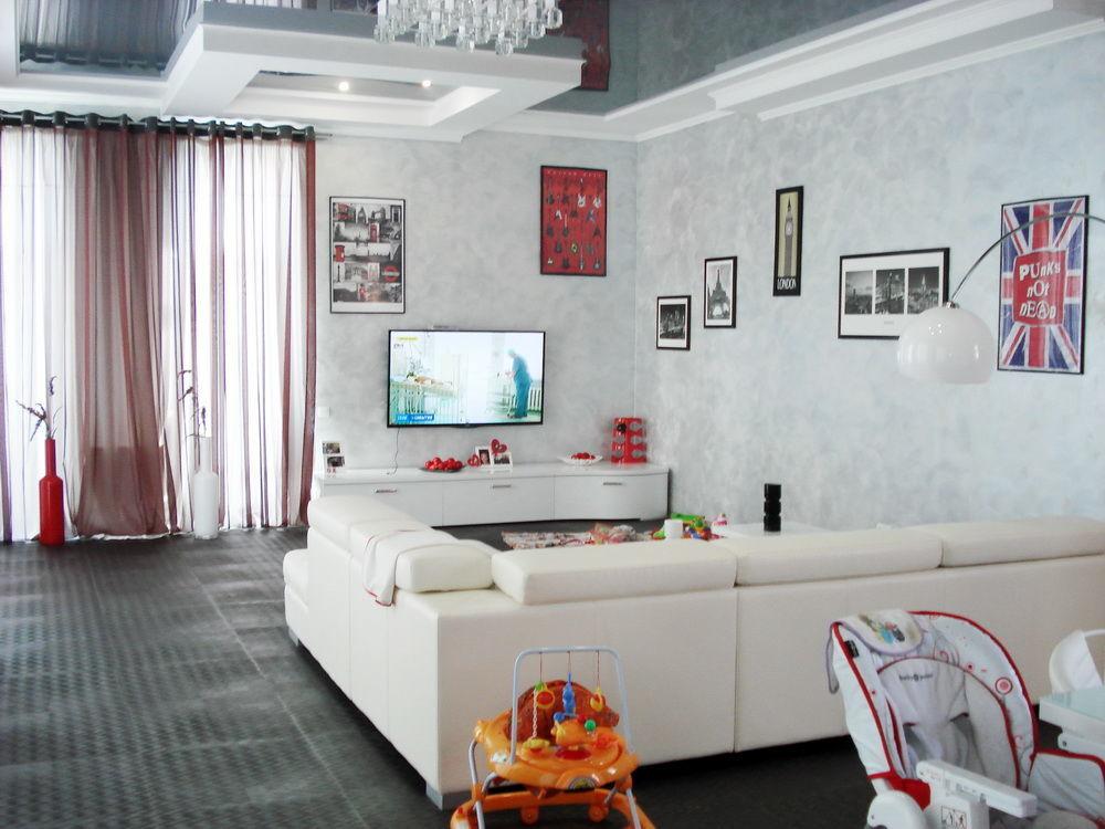 Дом для жизни с комфортом