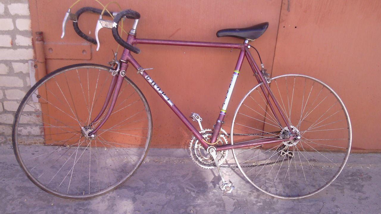 Велосипед ХВЗ спорт