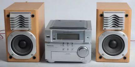 Panasonic PM-03 (micro Hi-Fi,AUX,тембр) топовая модель!