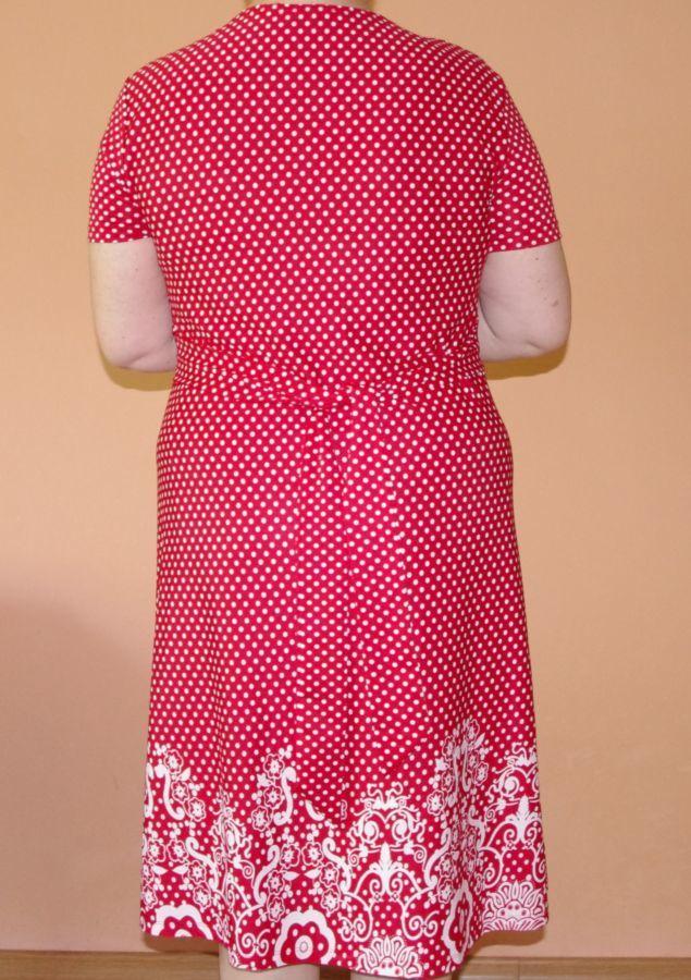 Платья летние 54 размер купить