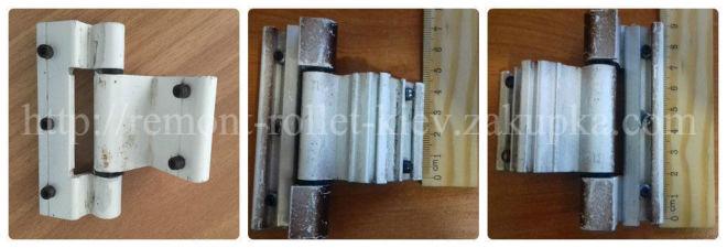 Продам петли S 94 на алюминиевые двери,навесы С 94