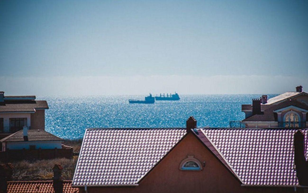 Фото - 1-квартира С видом на море в ЖК Авторский