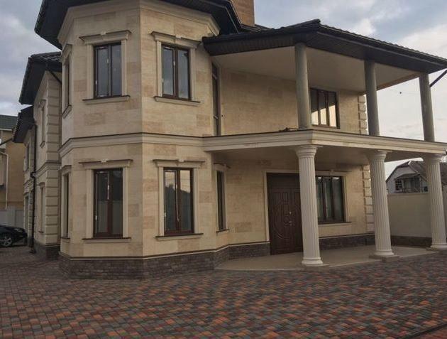 Фото - новый дом Березовая /4ст.Люстдорфской дор.