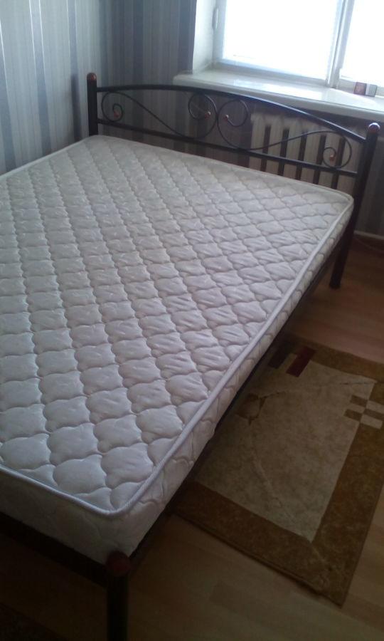 продам 2 спальную кровать либерти с ортопедическим матрасом 3 500