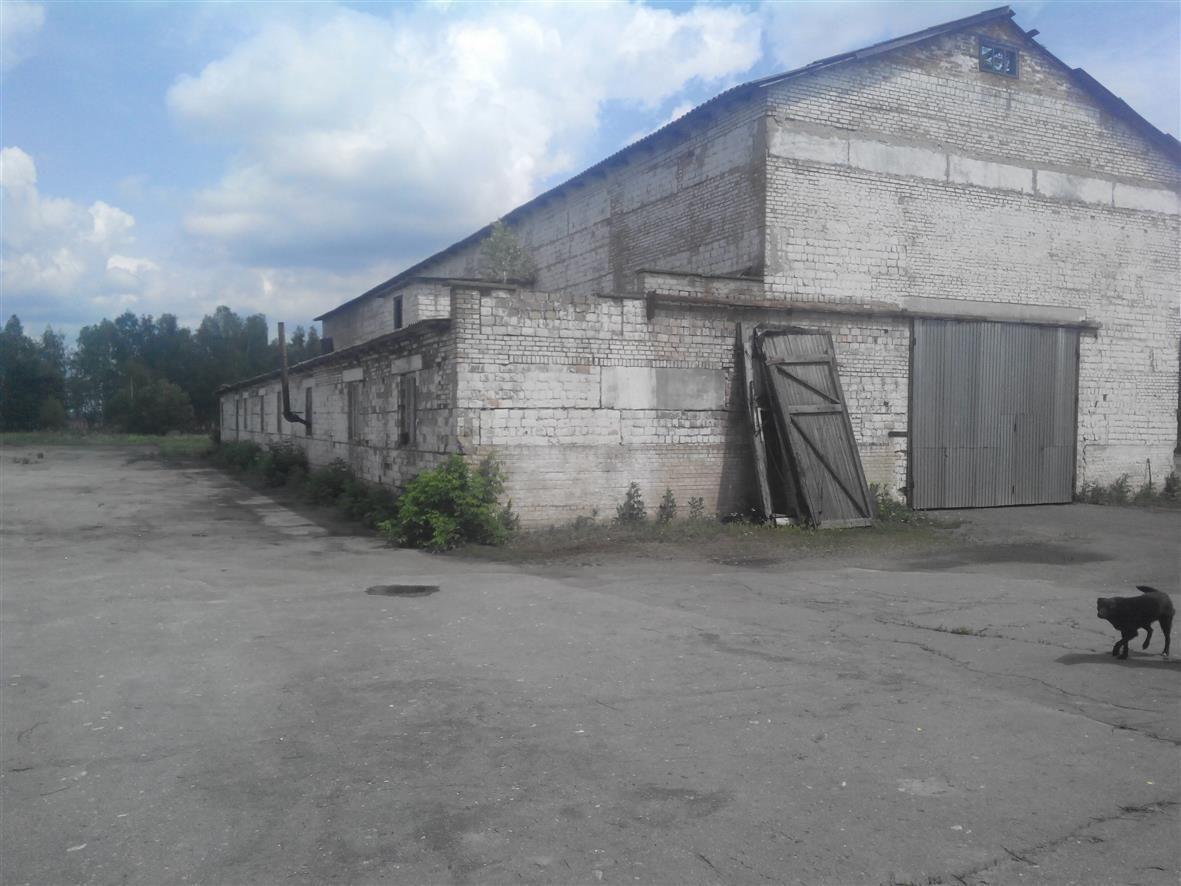 Имущественный комплекс в селе Раговка