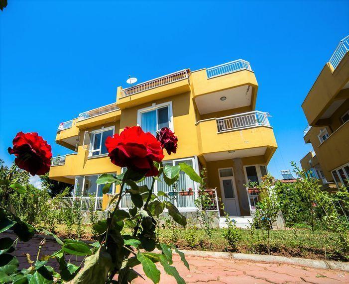 Турция: вилла в Анталии, курорт Кунду (01050)
