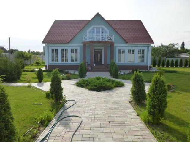 Продаётся дом новой постройки в Цюрупинске