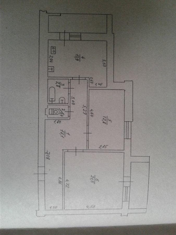 Продам квартиру в элитном доме по улице Б.Вишневецкого