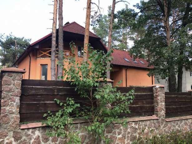 Добротный дом в Лесном Ирпене! 400 кв.м. 12 соток! Обмен торг!