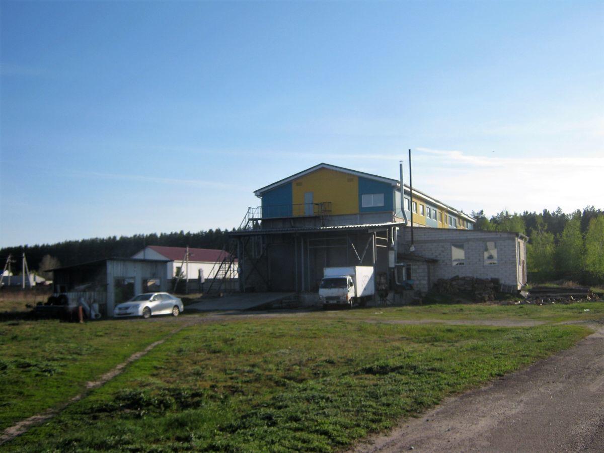 Производственное здание (типография) с. Старые Петровцы