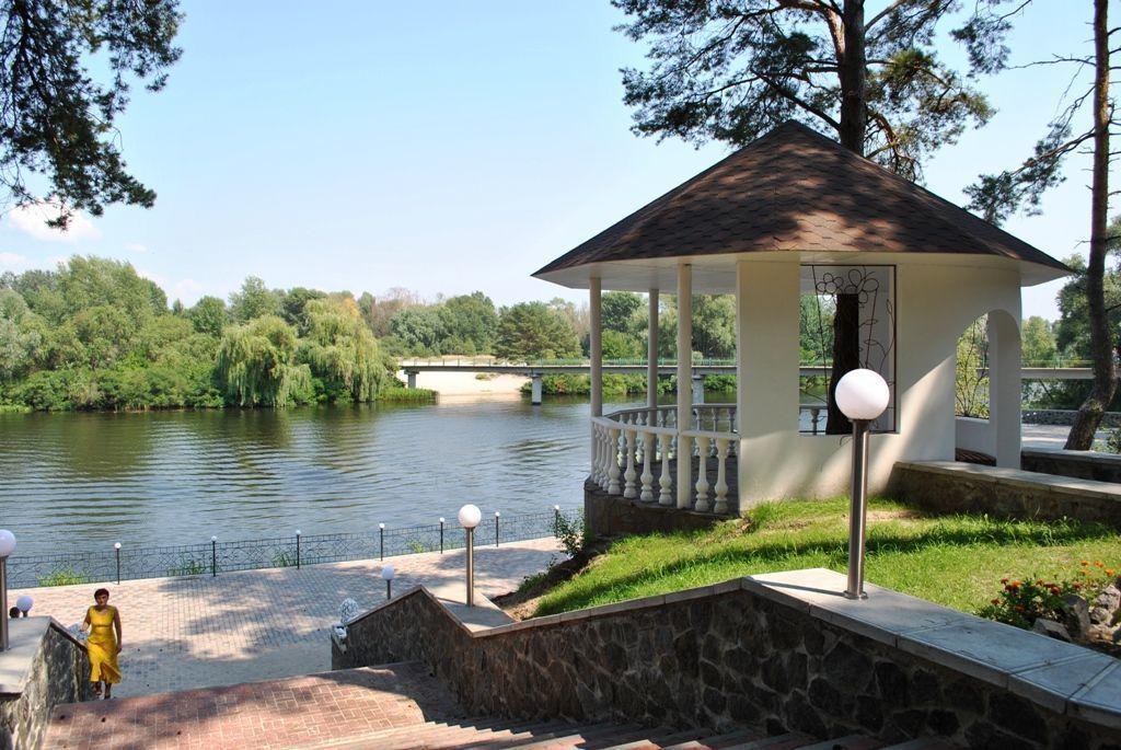 Фото 6 - Продается уникальный санаторный комплекс в десяти км  на берегу Днепра