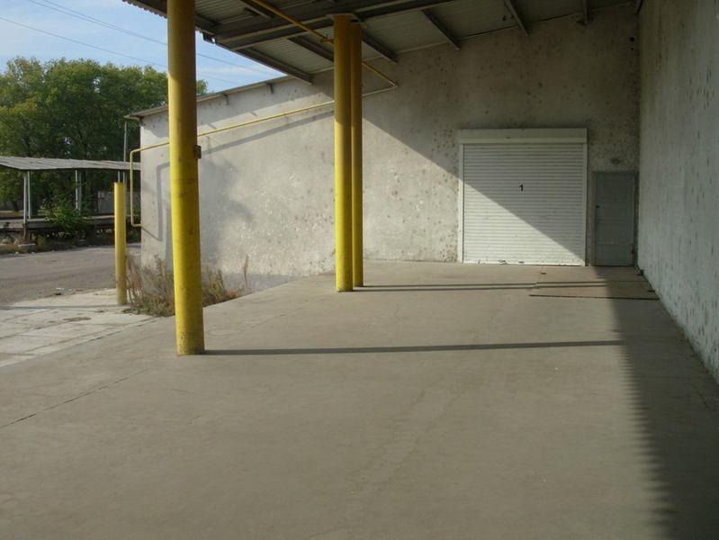 складской комплекс с холодильным оборудованием ул.Моторная