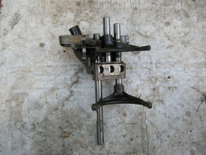 Механизм переключения передач ( блок вилок)таврия,сенс,славута 2
