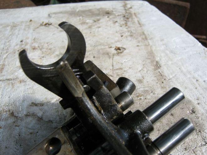 Механизм переключения передач ( блок вилок)таврия,сенс,славута 5
