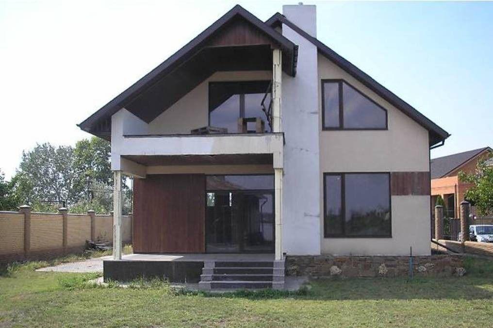 Дом 230 м в Новоселовке!