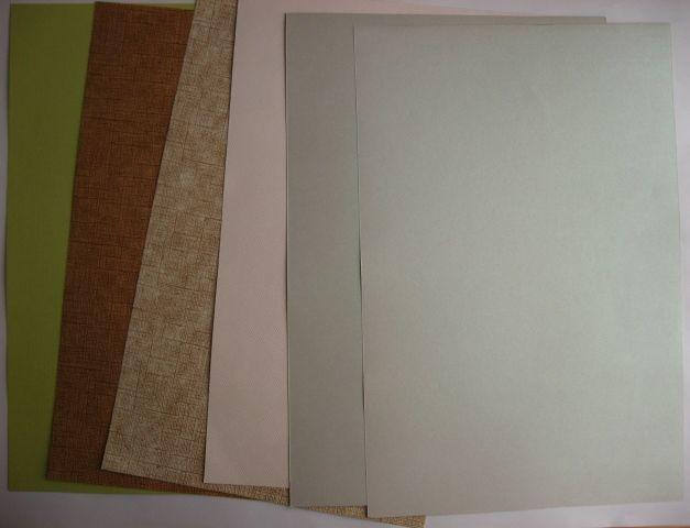 картон художественный сетка, золотистый, лист А 4