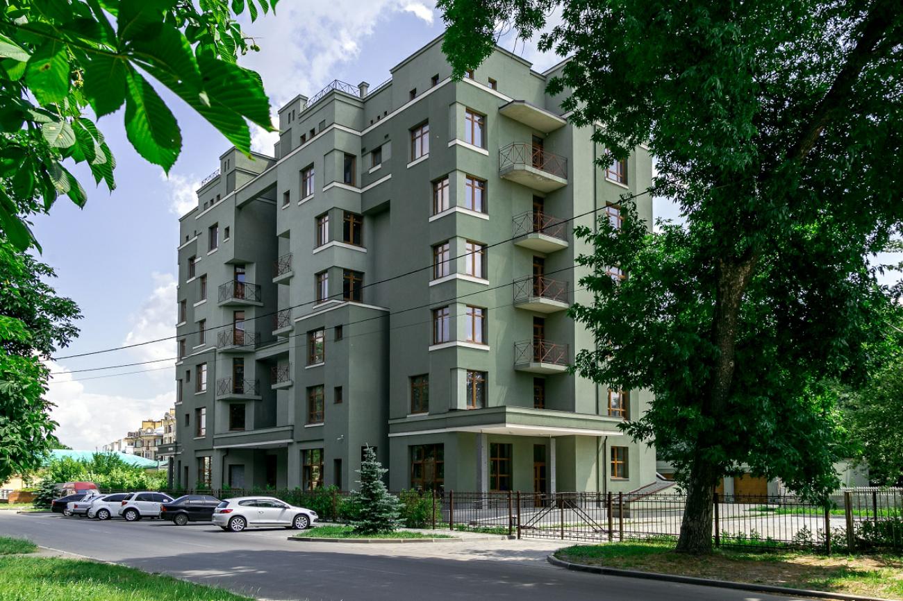 Продажа эксклюзивной квартиры в элитном доме в историческом Центре